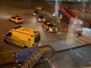 Фалшива тревога на летището в Амстердам