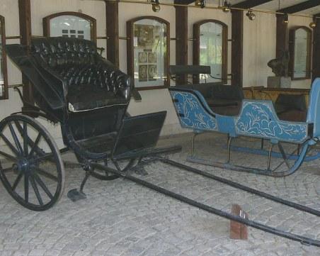 Изложба събра файтоните и кабриолетите на българския Хенри Форд