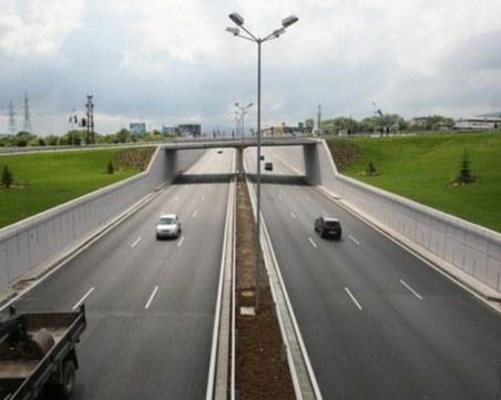 Половината Околовръстно шосе на София с тол такса, половината - без