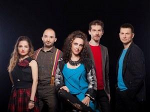 Акапелната група Spectrum представя първия си албум с концерт в София