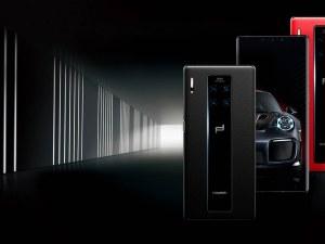 Porsche и Huawei стъпиха на пазара с новия си телефон