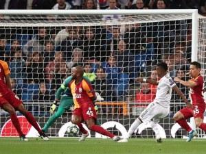 Реал избухна с шестица срещу Галатасарай