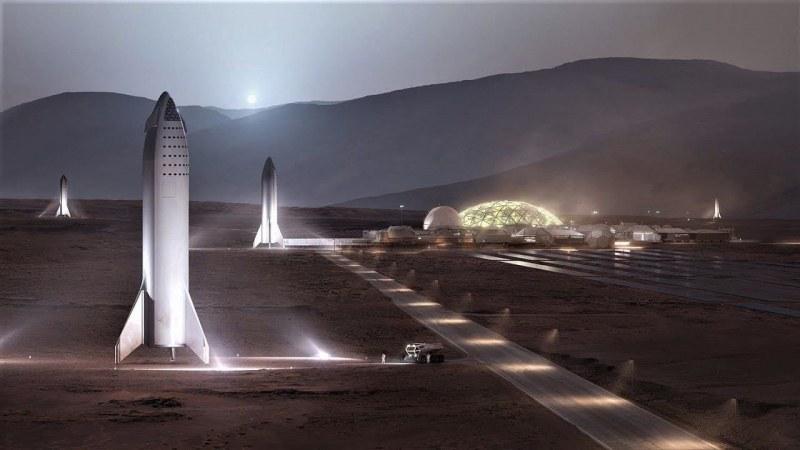 До 20 години колонизираме Марс, смята Илон Мъск