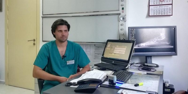 Младите лекари - д-р Михаил Вулджев: Слушайте тялото си, за да сте активни по-дълго