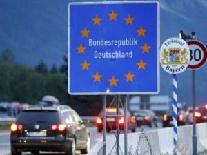 Германия затяга контрола на граничните пунктове