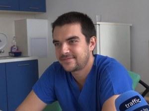 Младите лекари: Д-р Димитър Шишков – трето поколение медик