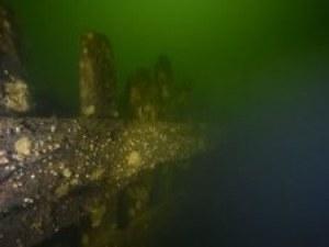 Откриха останки от легендарен боен кораб