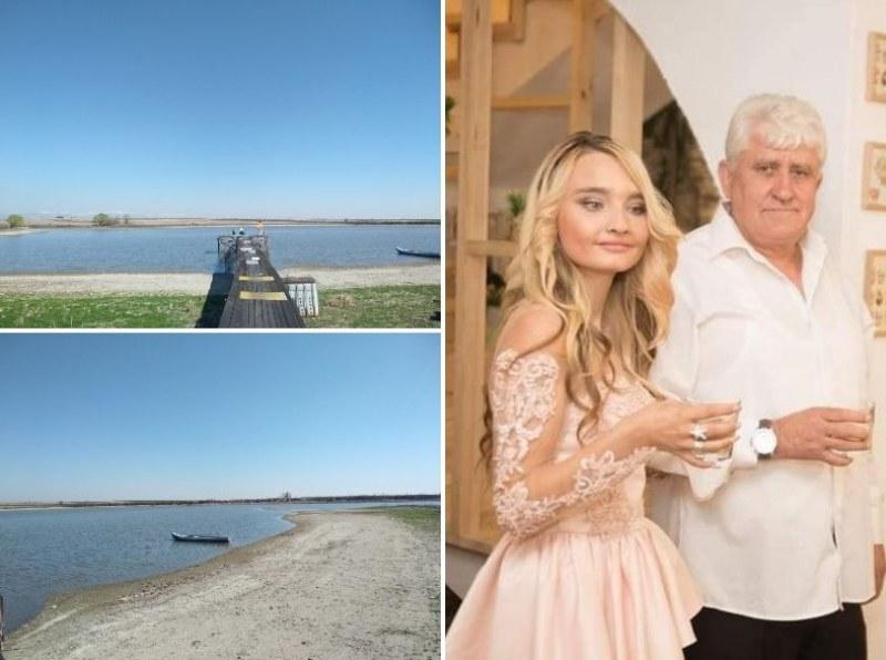 Язовирът край Пловдив на скандалната двойка Верджиния и Николай излезе на нов търг с намалена цена