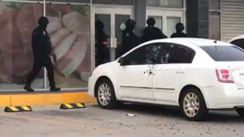 Застреляха полицай със 155 куршума