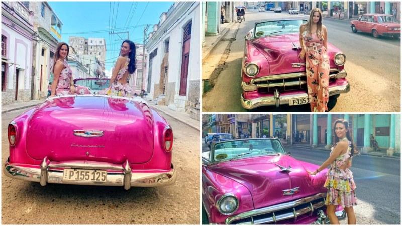 Златните момичета не останаха незабелязани в далечна Куба