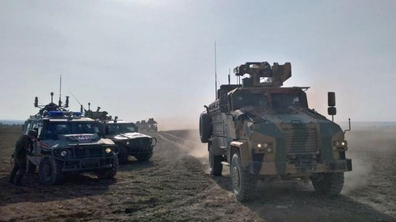 Ожесточени боеве между сирийски и турски войски