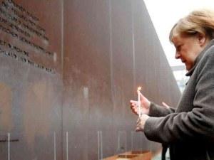 30 г. след падането на Берлинската стена: Меркел призова Европа да брани свободата