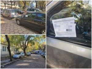 Образователно-наказателна акция на полицията в Пловдив за неправилно паркиране