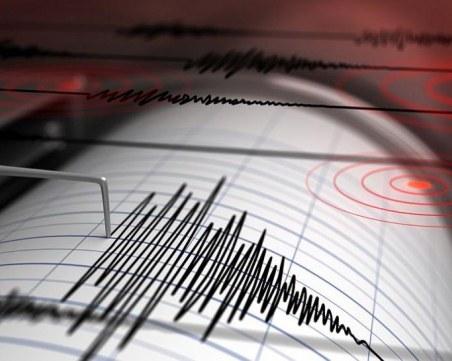 Земетресение разтърси столицата на Турция