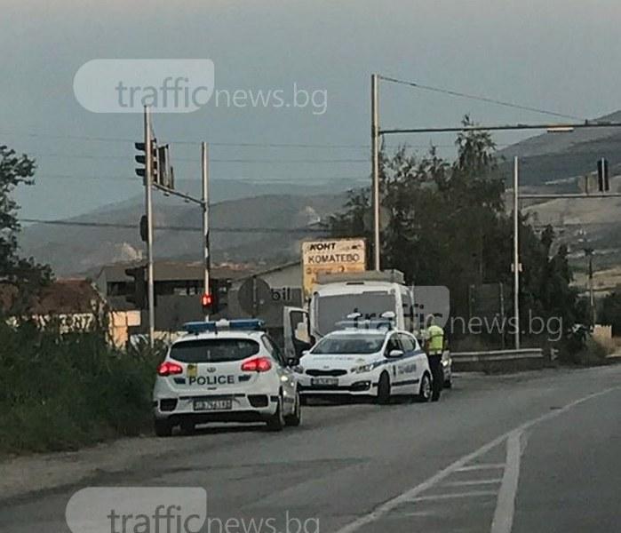 Полиция пази Коматево днес, отборите на Ботев и Левски един срещу друг