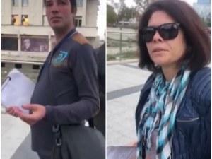 Доброволци от скандална фондация събират пари за болно дете без документи в Пловдив