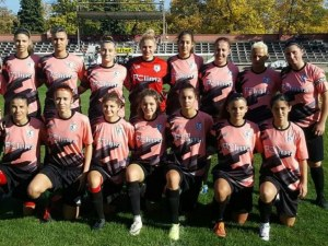 Женският отбор на Локо с нова победа