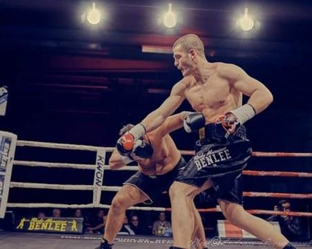 Пловдивски талант с блестящ дебют на профи ринга, гледаме го и в Колодрума