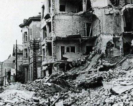 Ужасът от бомбардировките в София през Втората световна война оживява в уникална инсталация