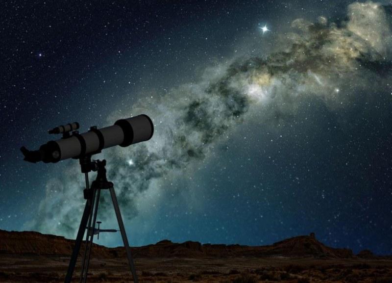 Наблюдаваме рядко астрономическо явление