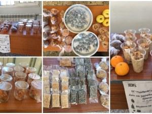Ден на здравословното хранене организираха учениците от ЕГ Пловдив