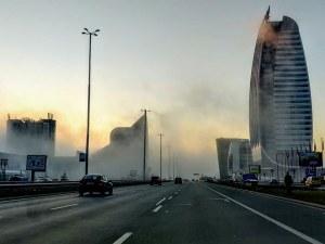 Общината ще алармира във Фейсбук за смог над София