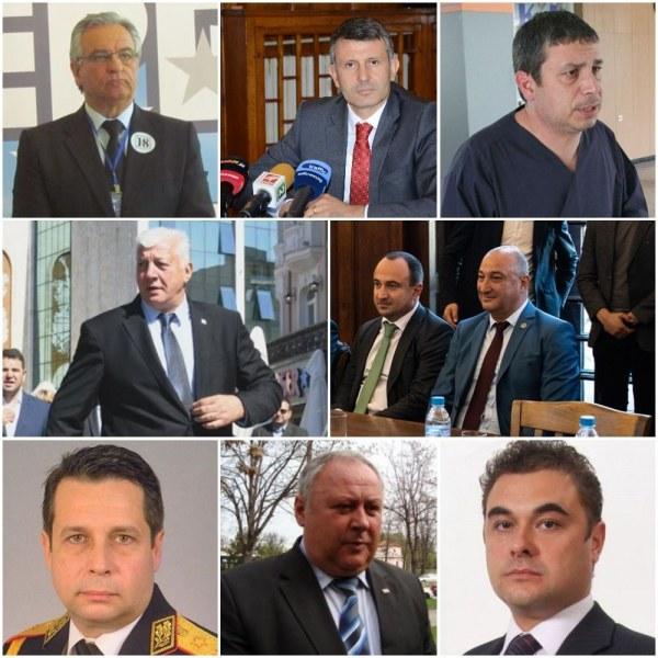 Това ли е екипът на Здравко Димитров, с който ще управлява Пловдив?