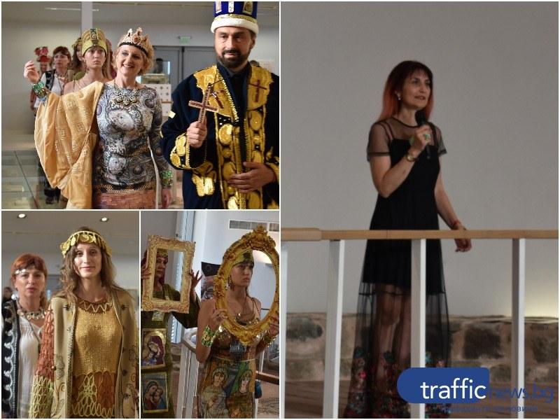 Българска дизайнерка, спечелила моден