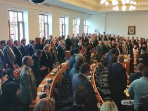 Фандъкова се закле за четвърти път като кмет на София, Елен Герджиков отново оглави СОС