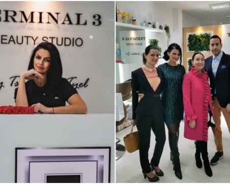 Топ стилистка, известна като първата дама барбер, отвори бюти студио в Пловдив