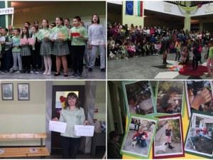 Алея на добротата посрещна учениците в пловдивско училище