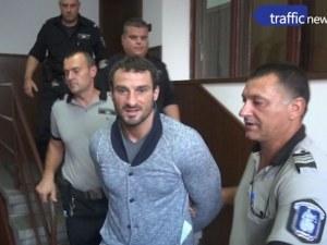 Как наказаха Перата за нападение над оператор: Половин година условно и