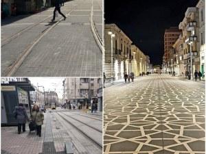 Открийте разликите: Смайващ контраст между ремонта на италианска улица и