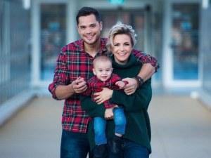 Поли Генова показа бащата на детето си, честити рождения му ден със семейни снимки