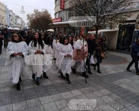 Вино ще се лее в Пловдив, Дионисиево шествие минава през Главната