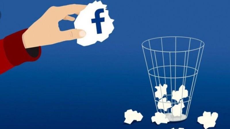 Фейсбук изтри 5.4 милиарда фалшиви профила