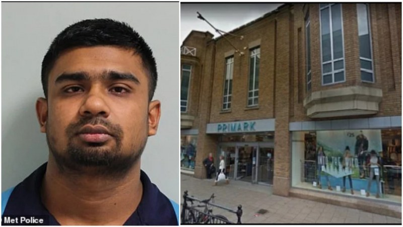 Охранител изнасили 4 ученички след кражба в магазин в Лондон