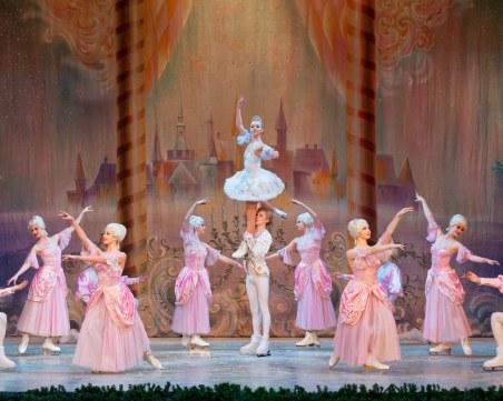 Руски балет играе