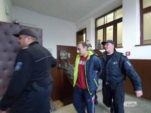 Майкоубиецът пред съда в Пловдив: Не съм бил съден, но много пъти съм бил в психиатрията