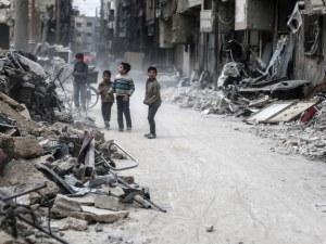 Над 11 милиона души в Сирия имат нужда от хуманитарна помощ
