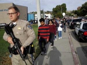Нападателят в гимназията до Лос Анджелис имал рожден ден