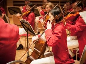 Специален робот снима коледния концерт на Щраус Виена Оркестър в столицата