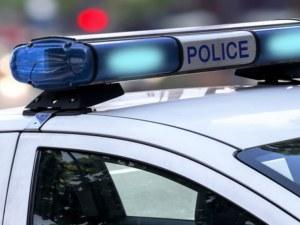 Кола помете полицейски джип на кръстовище в Ямбол