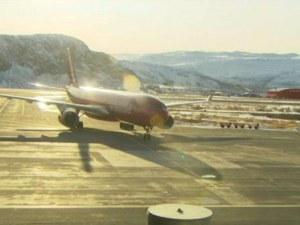 Затварят най-голямото летище в Гренландия, ледът под него се разтапя
