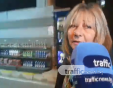 Мъж с качулка извадил нож на касиерката в газстанцията в София, не искала да му даде оборота