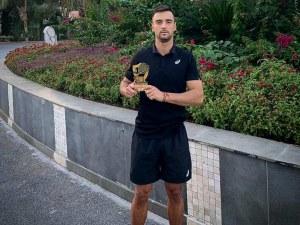 Димитър Кузманов грабна титлата в Анталия