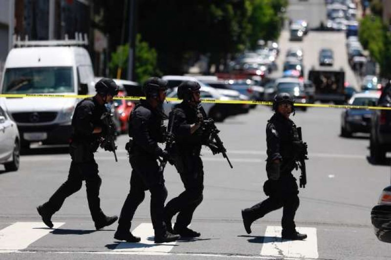 Стрелба в Калифорния, четирима са убити