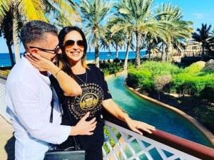Глория и пловдивският бизнесмен Йордан Джермански си подариха екзотична почивка