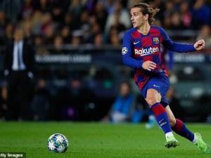 Гризман обясни защо му е толкова трудно в Барселона