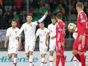 Роналдо подпечата визата на Португалия за Евро 2020, всички резултати